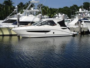 Used Sea Ray 350 Sundancer Coupe Sports Cruiser Boat For Sale