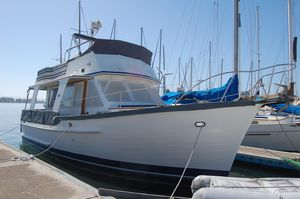 Used Island Gypsy 36' Europa Motor Yacht For Sale