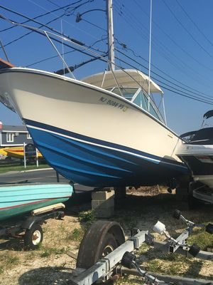 Used Northcoast 24 Express Fisherman Cuddy Cabin Boat For Sale