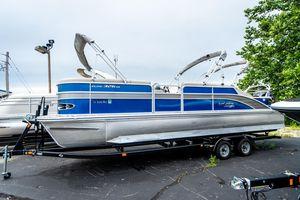 Used G3 Elite 326 Suncatcher Pontoon Boat For Sale