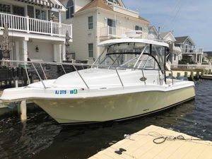 Used Polar 2700 Walkaround Center Console Fishing Boat For Sale