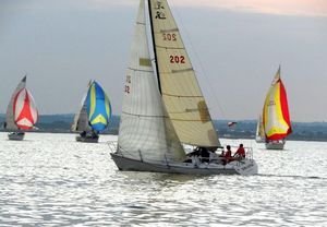 Used Hobie 33 Racer and Cruiser Sailboat For Sale