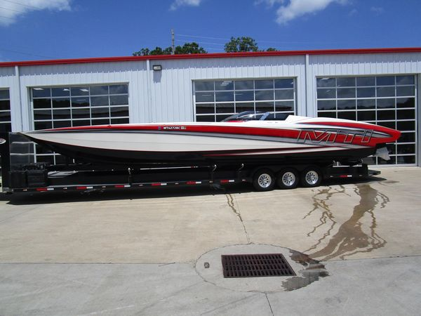 Used Mti 44 High Performance Boat For Sale