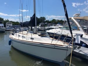 Used Pearson 34 -2 Sloop Sailboat For Sale