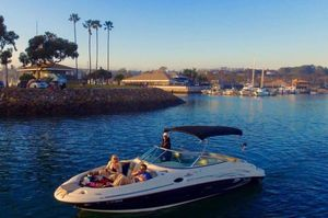 Used Sea Ray 270 Sundeck Cruiser Boat For Sale