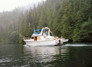 Used Chb Double Cabin Motor Yacht For Sale