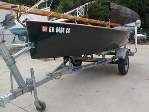 Used Rhodes Bantam Daysailer Sailboat For Sale
