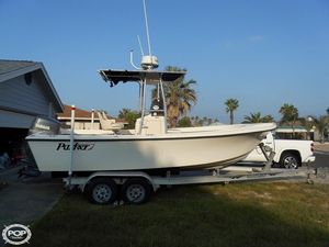 Used Parker Marine Parker 21 SE Bay Boat For Sale
