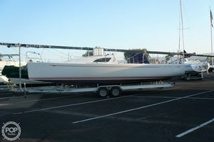 Used Flying Tiger FT 10M Racer and Cruiser Sailboat For Sale