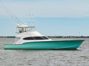 Used Billy Holton Custom Carolina Convertible Fishing Boat For Sale