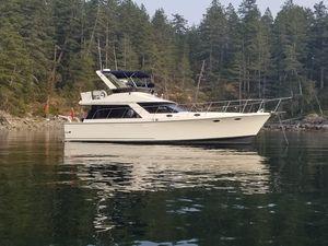 Used Tollycraft Custom 44 Sedan BY EY Motor Yacht For Sale