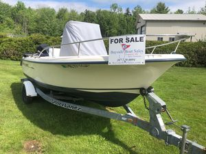 Used Sea Hunt Triton 186 Center Console Fishing Boat For Sale