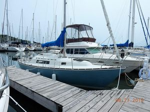 Used C&c 27 Racer and Cruiser Sailboat For Sale