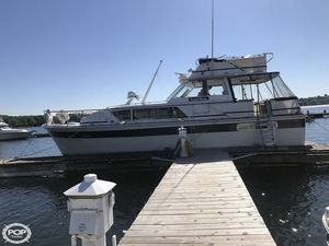 Used Chris-Craft 45 Commander Aft Cabin Boat For Sale