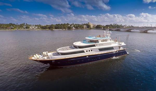 Used Bilgin RPH Mega Yacht For Sale
