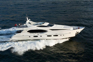Used Iag Yachts Electra 100 Motor Yacht Motor Yacht For Sale