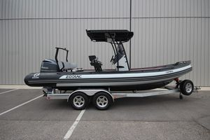 New Zodiac Open 7 NEO With T-top 250hp IN Stock Rigid Sports Inflatable Boat For Sale