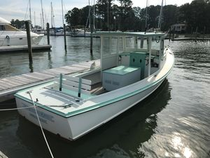 Used Downeast DN Hylan Picnic Boat Cruiser Boat For Sale