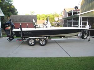 Used Shearwater Z2200 Center Console Fishing Boat For Sale