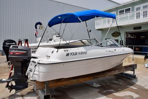 Used Four Winns 170 Horizon LE O/B Other Boat For Sale
