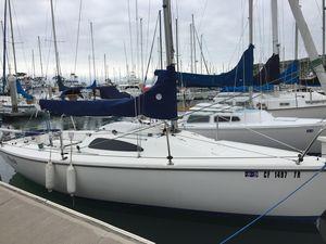 Used Catalina Capri Daysailer Sailboat For Sale