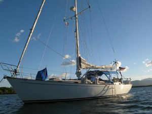 Used Kelly Peterson 44 Center Cockpit Sailboat For Sale