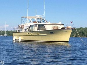 Used Richardson 43 Double Cabin Aft Cabin Boat For Sale