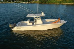 Used Invincible 33 Open Fish Center Console Fishing Boat For Sale