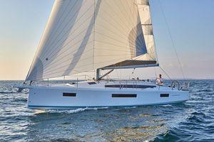 New Jeanneau Sun Odyssey 410 Cruiser Sailboat For Sale