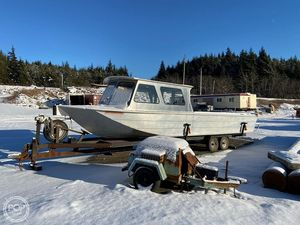 Used Custom 42 Utility Boat For Sale