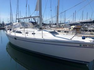 Used Catalina 36 MKII Motorsailer Boat For Sale