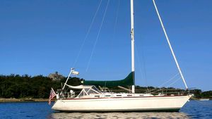 Used Tartan 40 Racer and Cruiser Sailboat For Sale