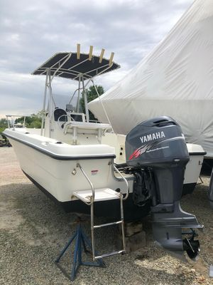 Used Hydra-Sports 21CC Center Console Fishing Boat For Sale