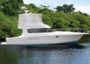 Used Silverton 42 Convertible Motor Yacht For Sale