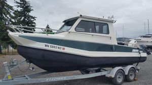 Used Stabicraft 22 Sports Fishing Boat For Sale