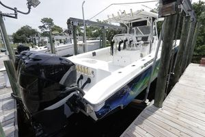 Used Fountain 38 CC Center Console Fishing Boat For Sale