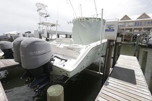 Used Cobia 344cc Center Console Fishing Boat For Sale