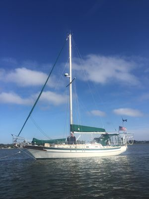 Used Cabo Rico 38 Cruiser Sailboat For Sale