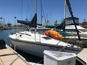Used Hunter 28 Racer and Cruiser Sailboat For Sale