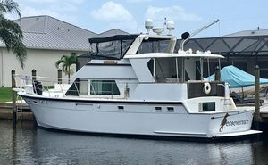 Used Hatteras 48 Cockpit Motor Yacht Motor Yacht For Sale