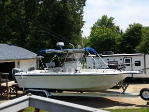 Used Pro-Line 240 Sportsman Center Console Fishing Boat For Sale