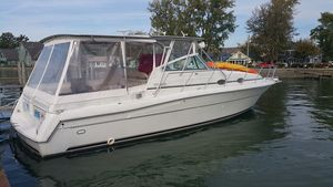 Used Stamas 360exp Sports Fishing Boat For Sale