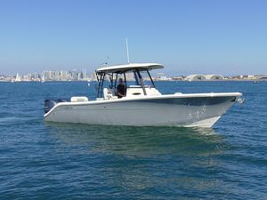 New Cobia 301 CC Center Console Fishing Boat For Sale