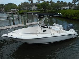 Used Pursuit C 200 Center Console Center Console Fishing Boat For Sale