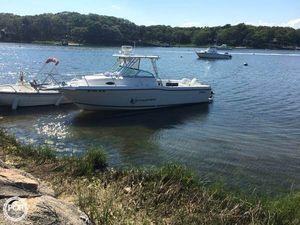 Used Seaswirl Striper 2600 Walkaround Fishing Boat For Sale