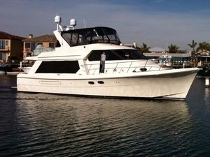 Used Hampton 490 Pilothouse Motor Yacht For Sale