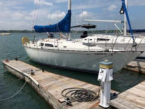 Used C&c 34 Cruiser Sailboat For Sale