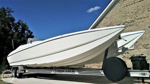 Used Spectre 32 Poker Run Tunnel Cat High Performance Boat For Sale