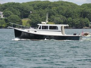 Used Duffy 35 Downeast Express Cruiser Boat For Sale