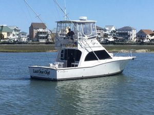 Used Albemarle 325 Convertible W/2010 Engines Convertible Fishing Boat For Sale